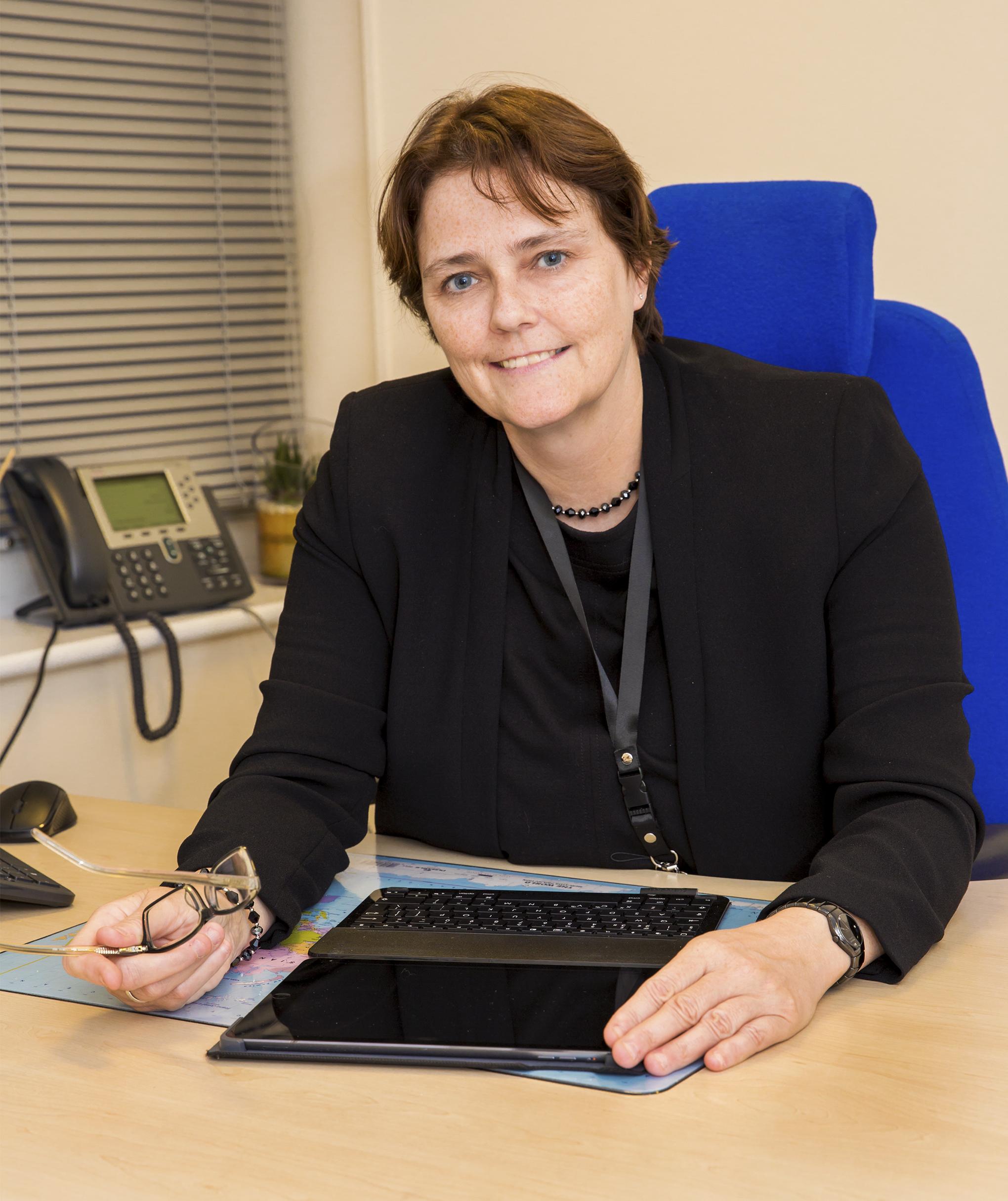Jane Gardner starts work as Deputy Police and Crime Commissioner for Essex  - Essex Police, Fire & Crime Commissioner