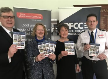 Business Crime Strategy Launched