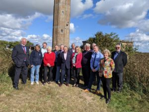PFCC Roger Hirst and Essex County Council Cabinet Members
